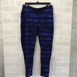 Gap Fit Capri workout leggings athletic wear large